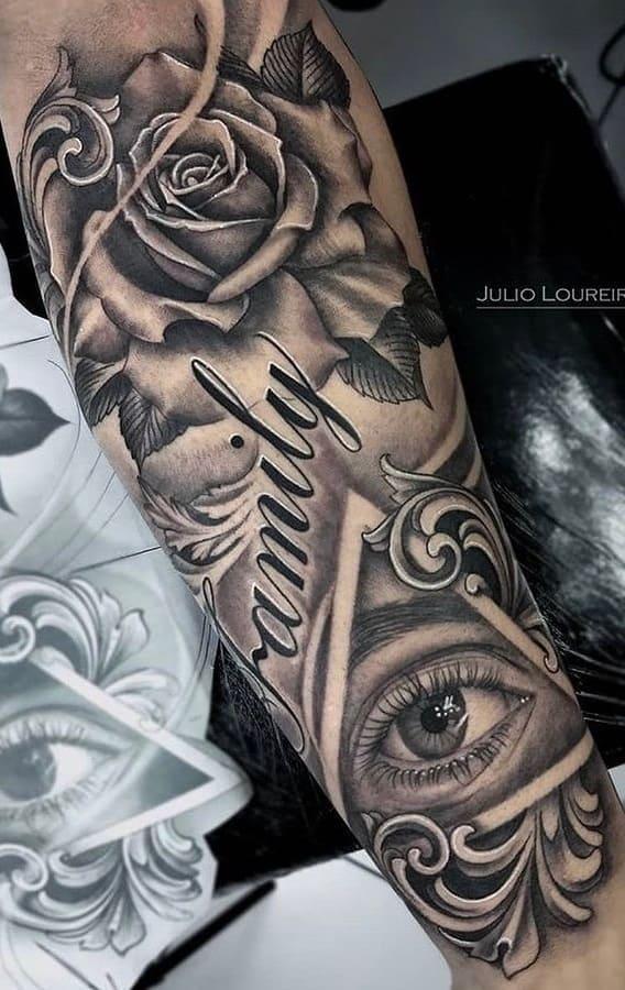 tatuagem-masculina-no-braço-93