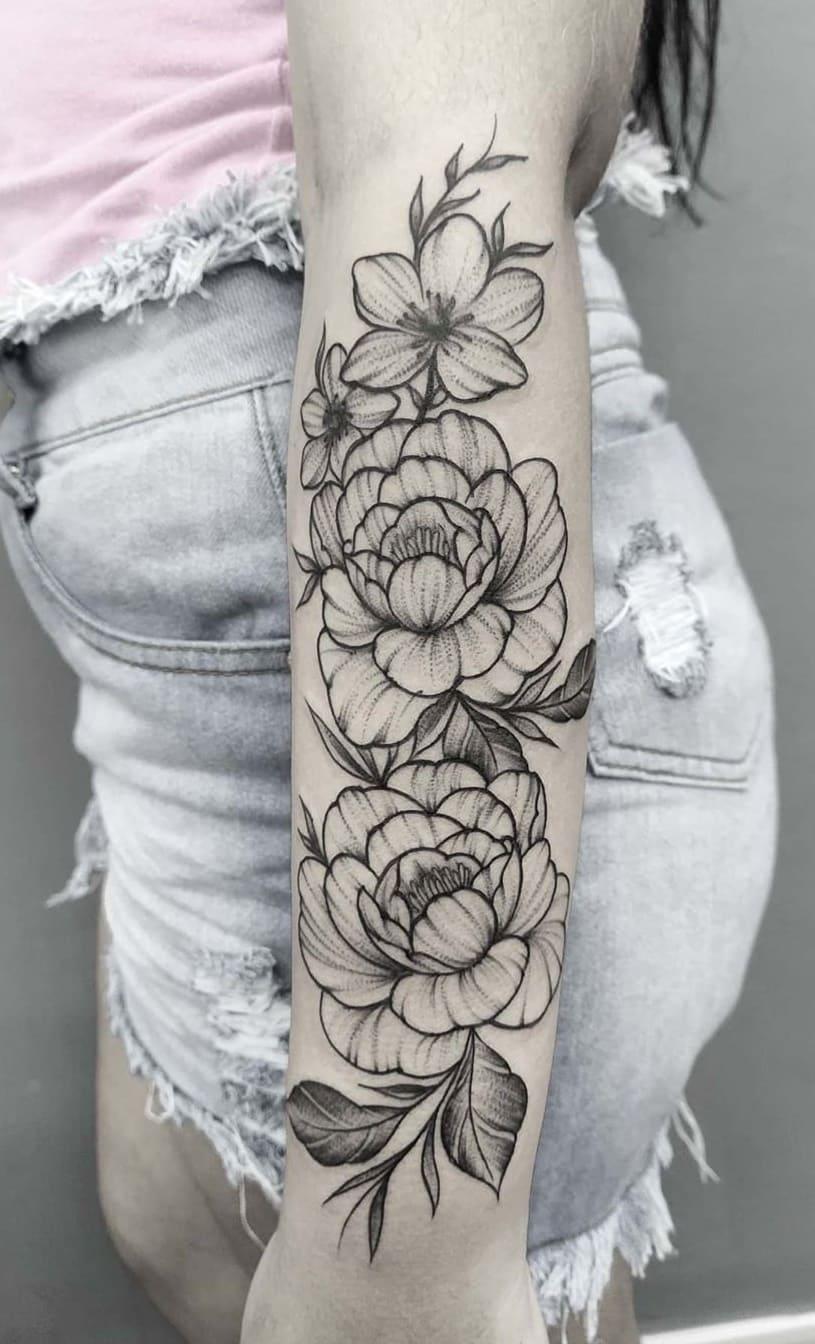 fotos-de-tatuagens-femininas-no-antebraço-12
