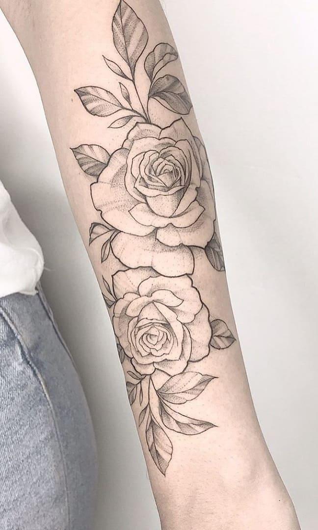 fotos-de-tatuagens-femininas-no-antebraço-13