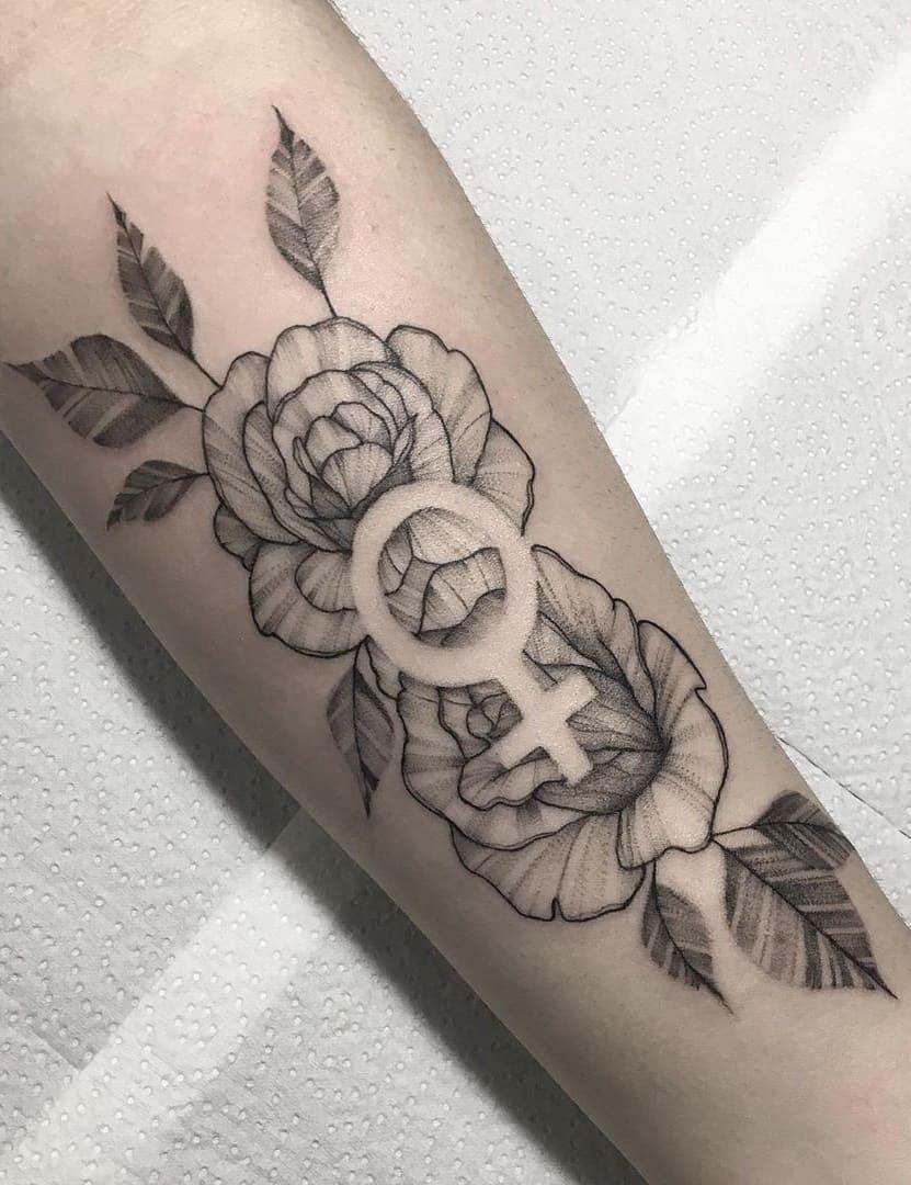 fotos-de-tatuagens-femininas-no-antebraço-16