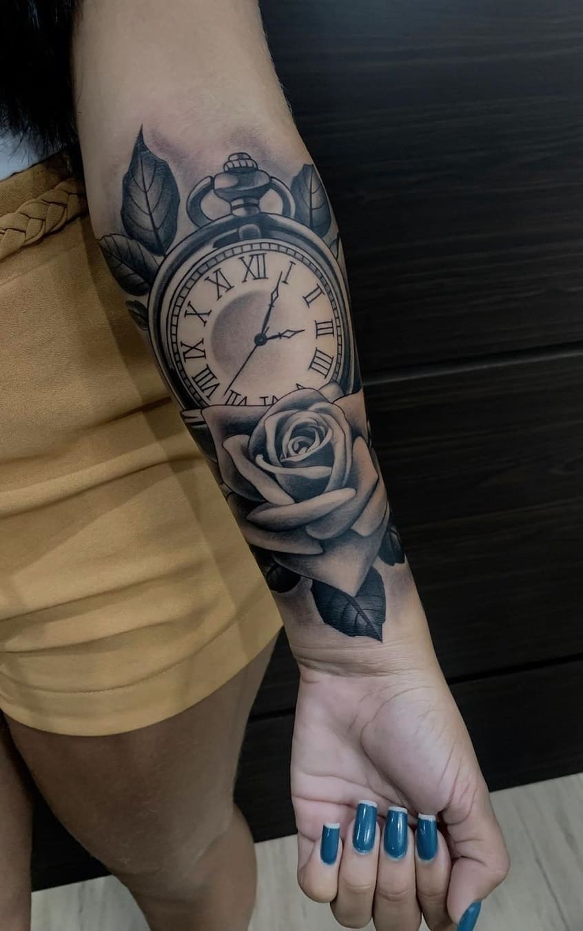 fotos-de-tatuagens-femininas-no-antebraço-22