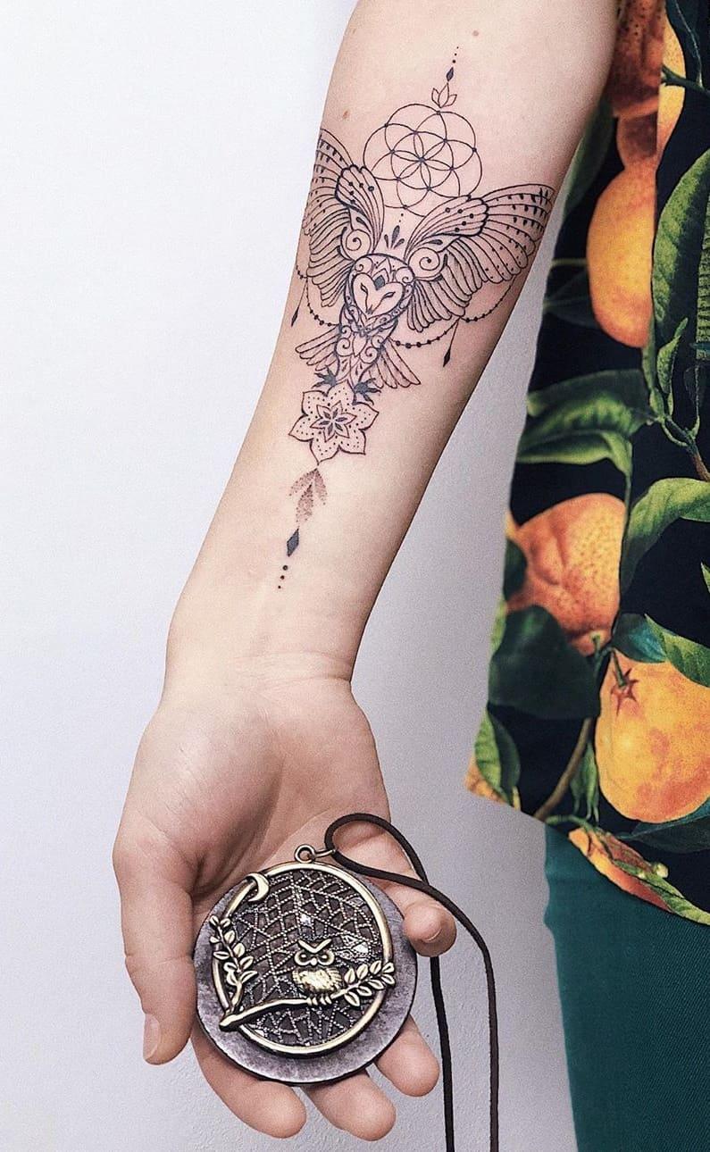 fotos-de-tatuagens-femininas-no-antebraço-6