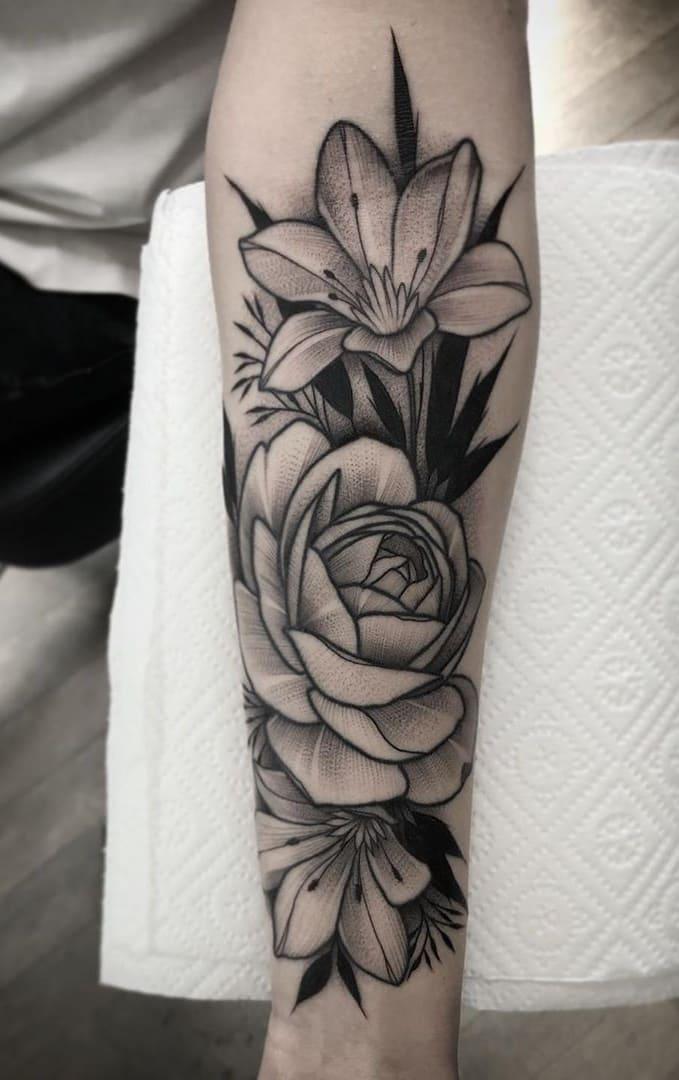fotos-de-tatuagens-femininas-no-antebraço-8