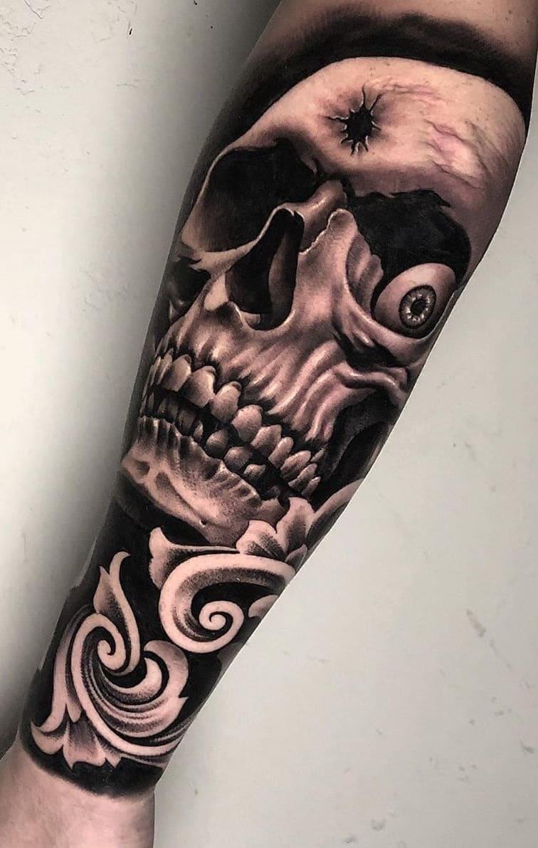 fotos-de-tatuagens-masculinas-de-caveira-23