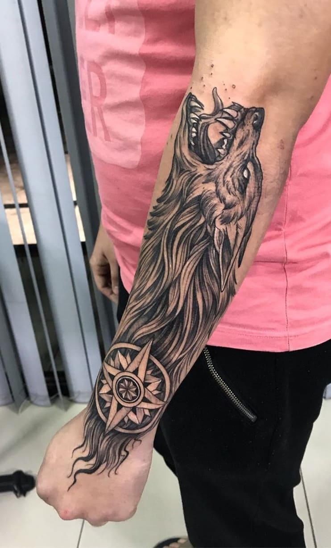 fotos-de-tatuagens-masculinas-de-lobo-15