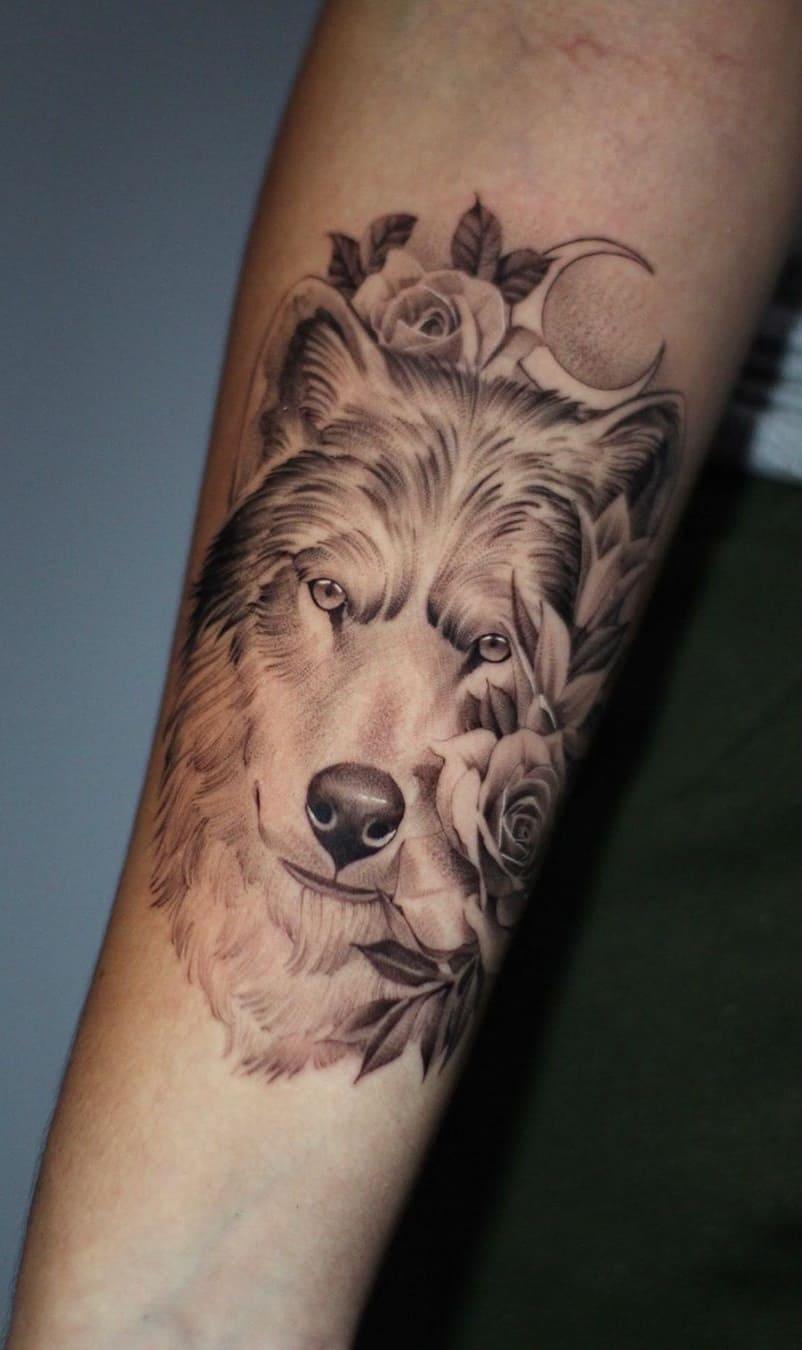 fotos-de-tatuagens-masculinas-de-lobo-18