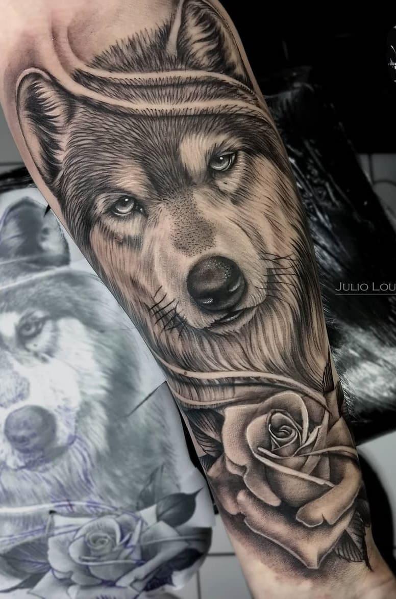 fotos-de-tatuagens-masculinas-de-lobo-19