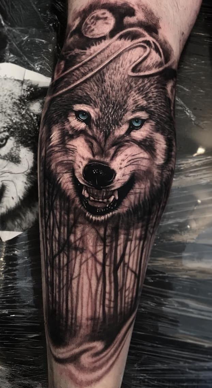 fotos-de-tatuagens-masculinas-de-lobo-4
