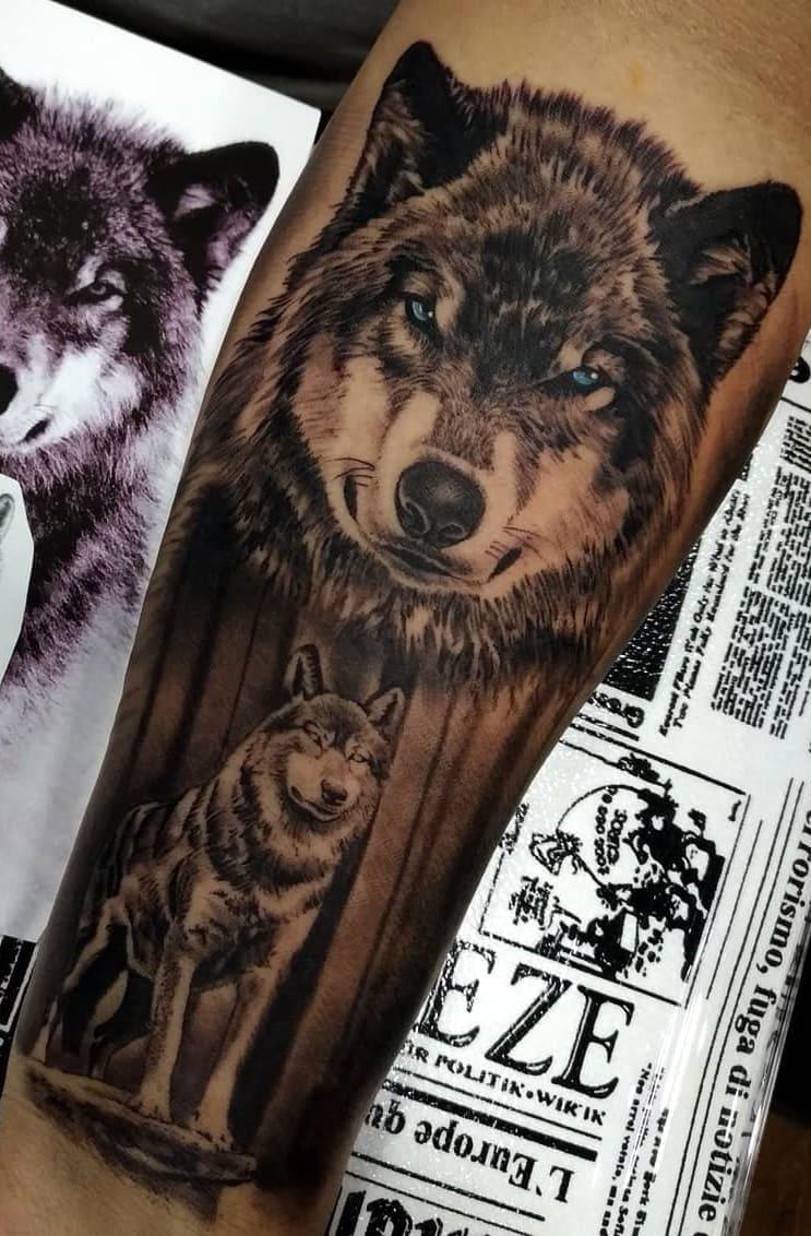 fotos-de-tatuagens-masculinas-de-lobo-6