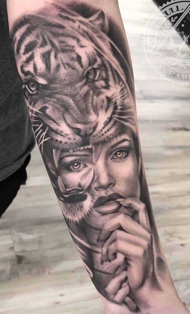fotos-de-tatuagens-masculinas-de-tigre-2