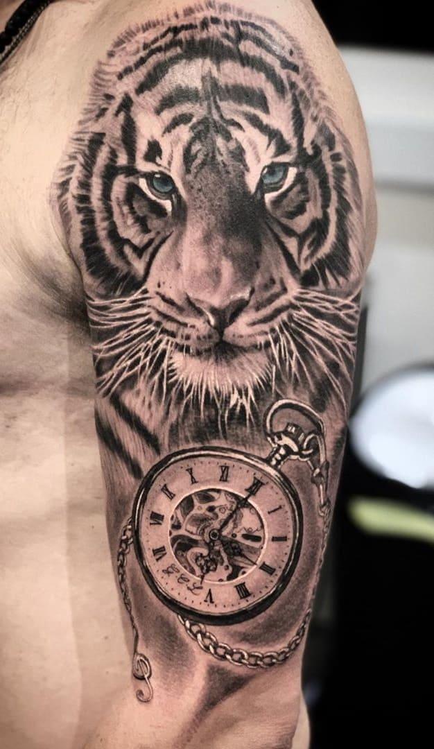 fotos-de-tatuagens-masculinas-de-tigre-23