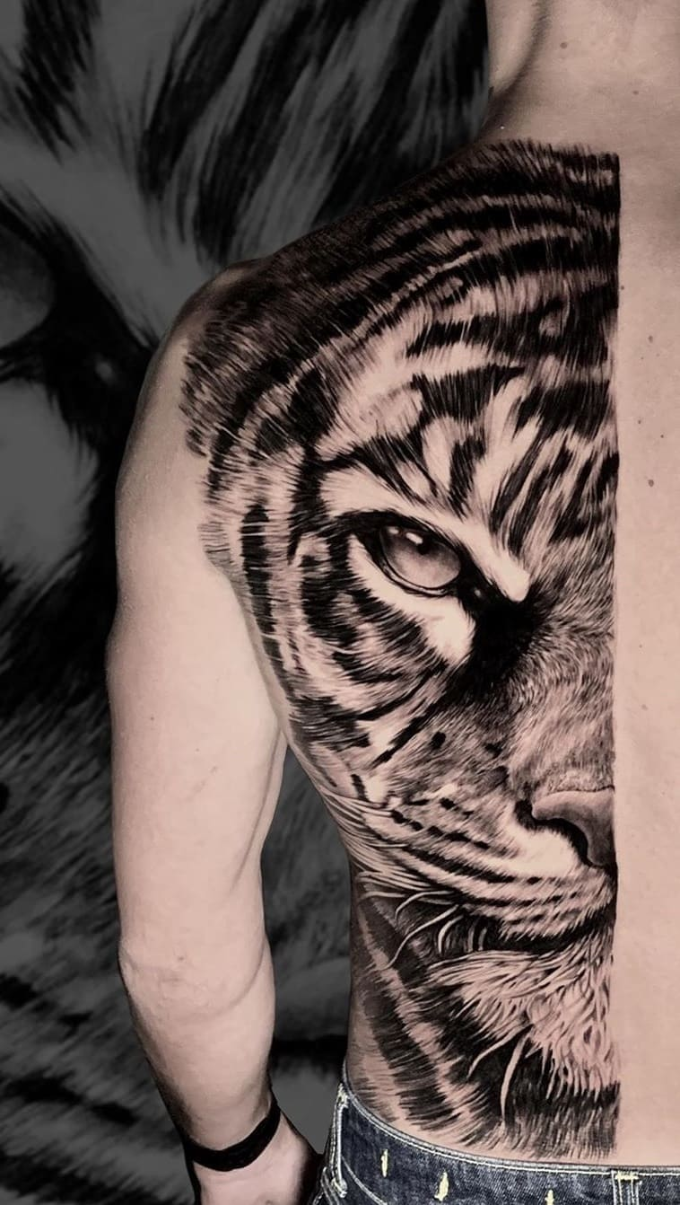 fotos-de-tatuagens-masculinas-de-tigre-25
