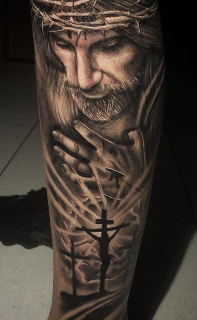 tatuagem-masculina-na-perna-12