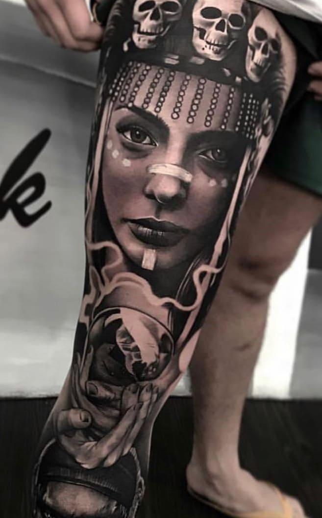 tatuagem-masculina-na-perna-24