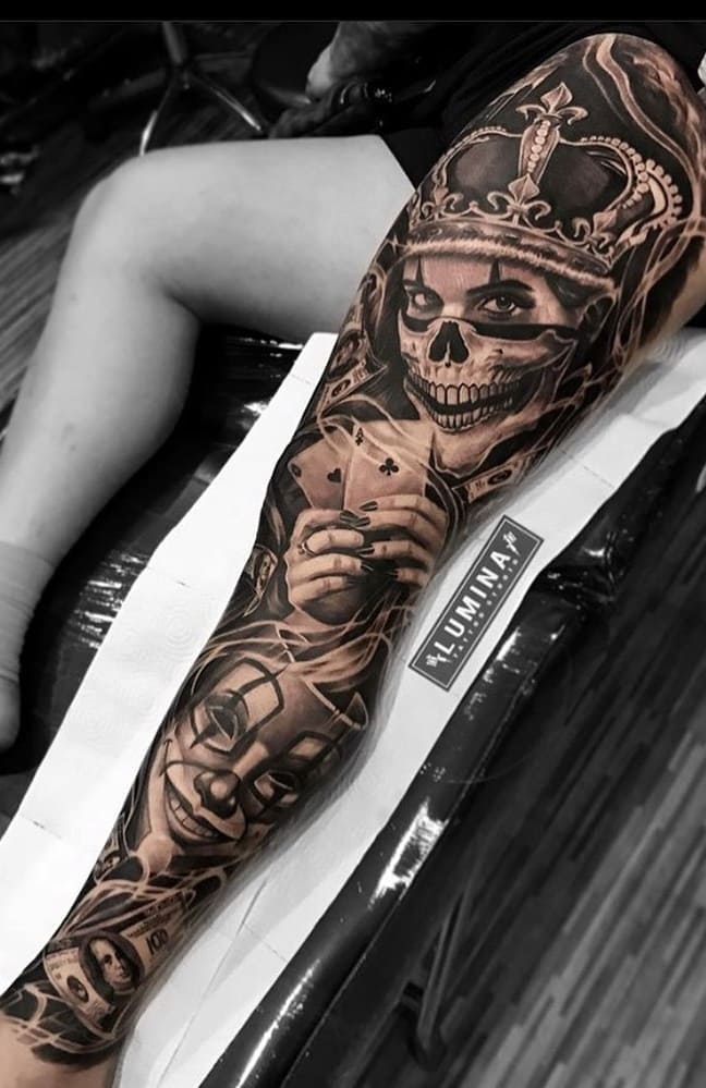 tatuagem-masculina-na-perna-27