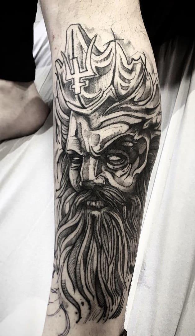 tatuagem-masculina-na-perna-33