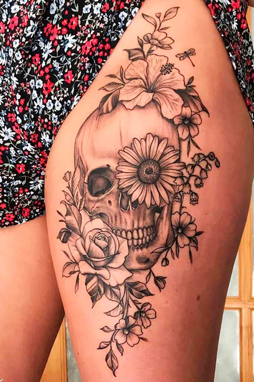 tatuagem-de-caveira-feminina-1