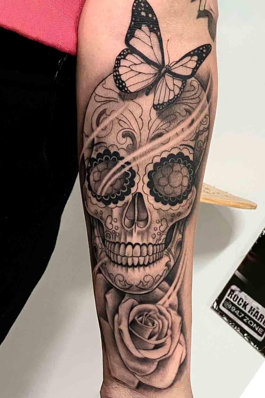 tatuagem-de-caveira-feminina-3