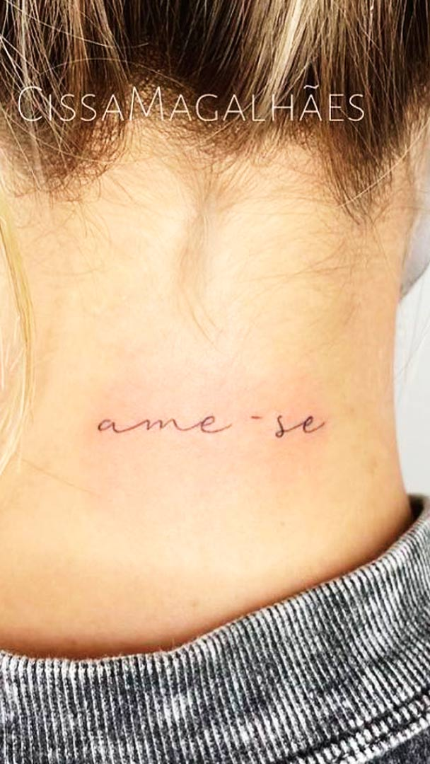 tatuagem-escrita-ame-se