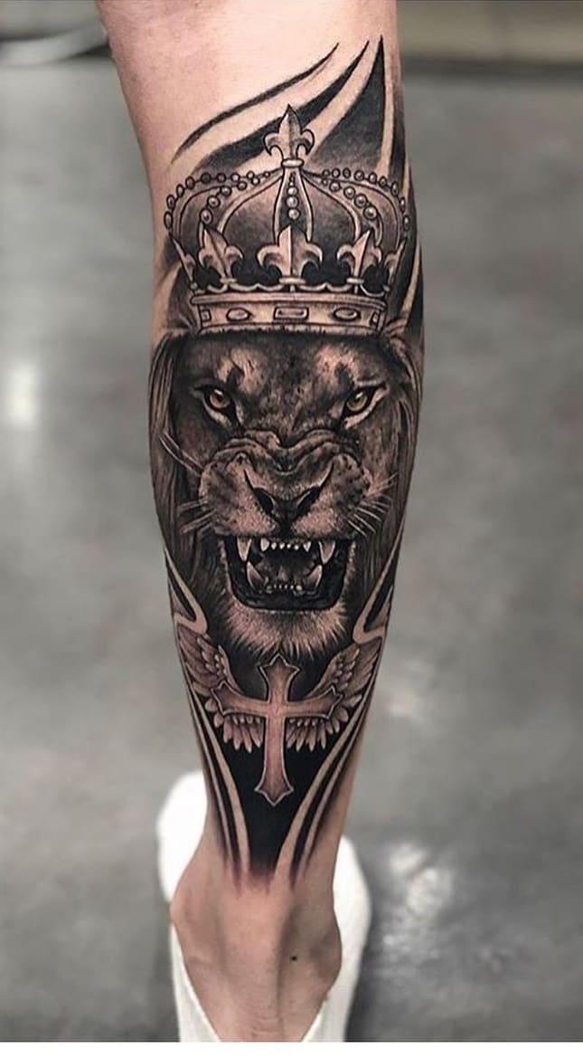 tatuagens-masculinas-de-leao-2020-11