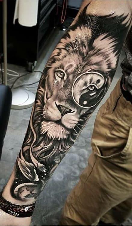 tatuagens-masculinas-de-leao-2020-16