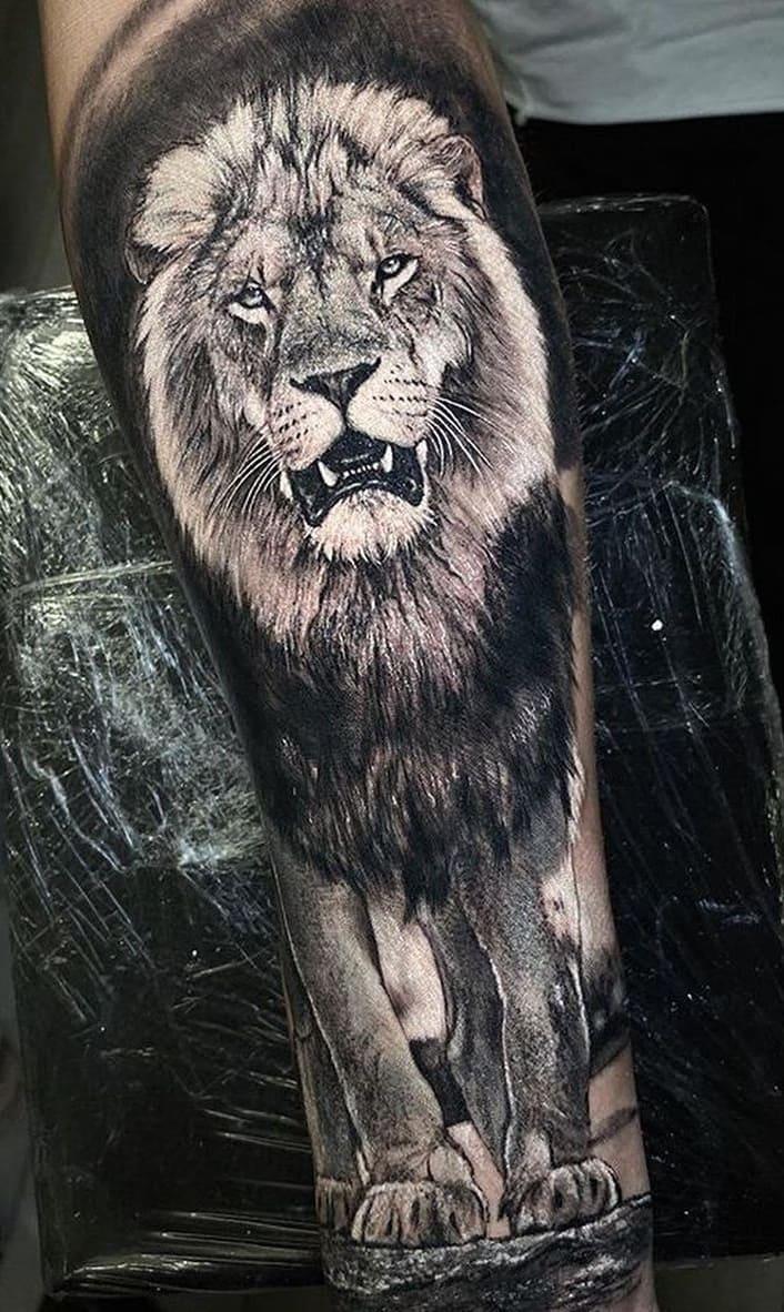 tatuagens-masculinas-de-leao-2020-20