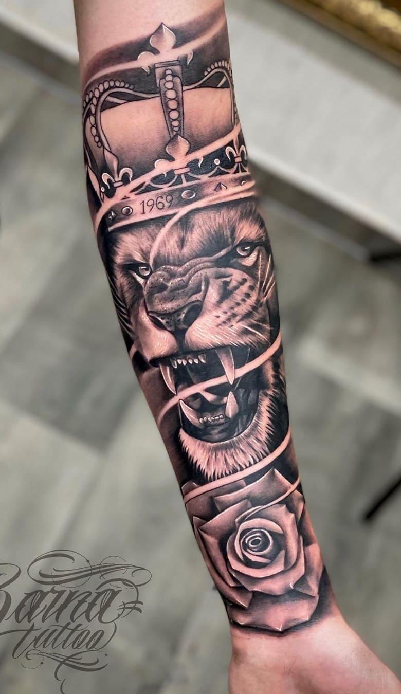 tatuagens-masculinas-de-leao-2020-6