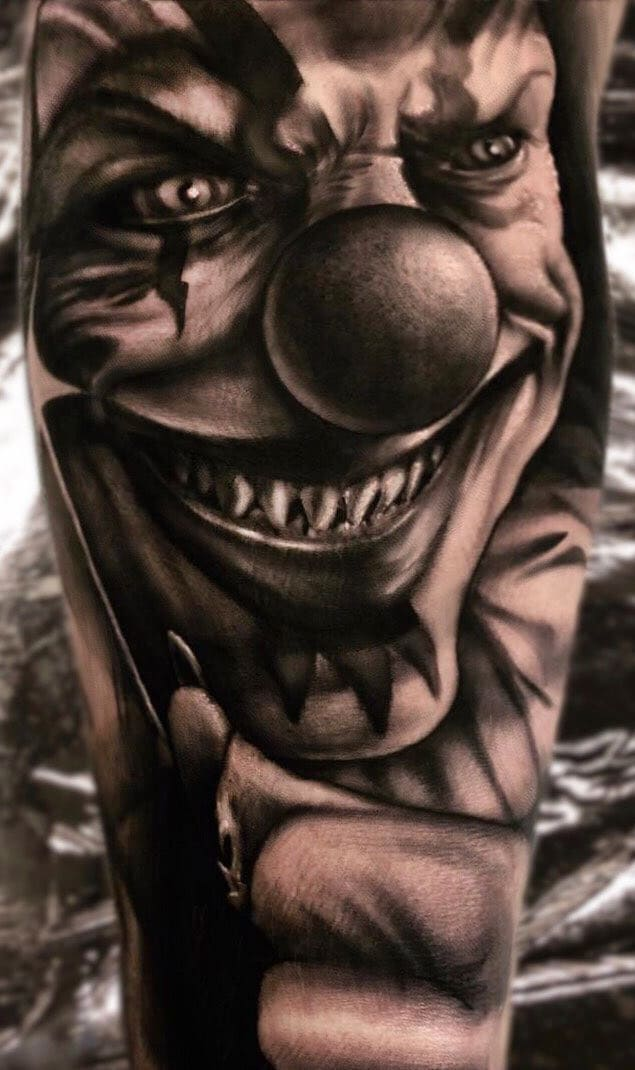 tatuagem-de-palhaco-2020-8