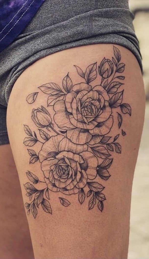 tatuagens-femininas-na-perna-2020-19