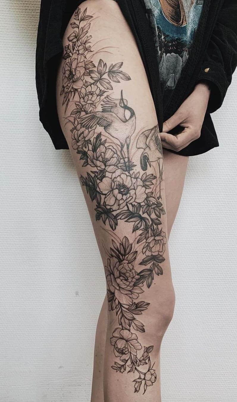 tatuagens-femininas-na-perna-2020-4