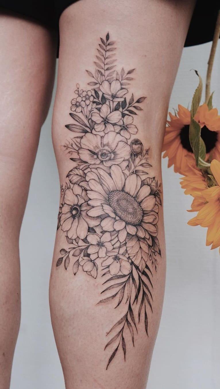 tatuagens-femininas-na-perna-2020-7