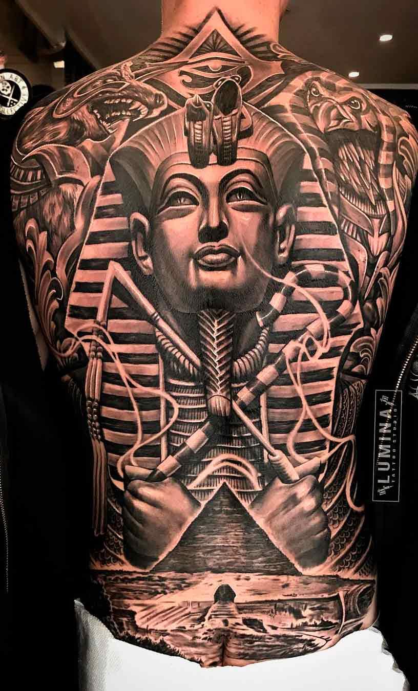 tatuagem-do-egito-nas-costas
